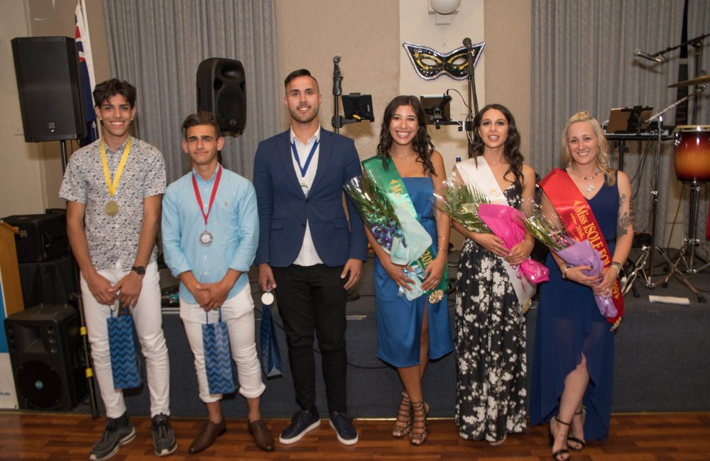 Miss and Mr Isole Eolie 2017