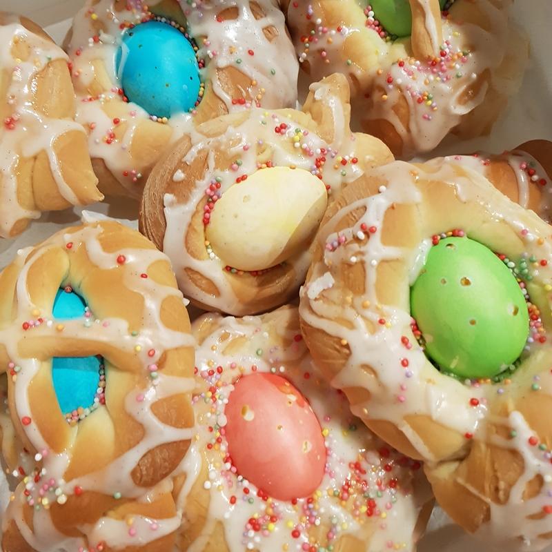 Cudduri Di Pasqua