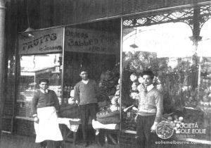 BobDimattina & Antonio Bongiorno Acland St St Kilda c.1920s